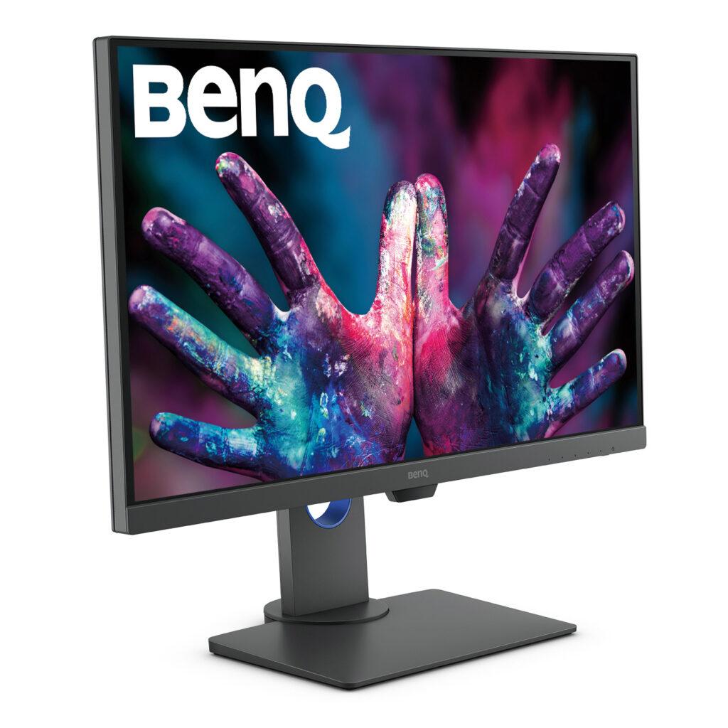 BenQ uvedl do prodeje monitor PD2705Q, zaujmout chce profesionály