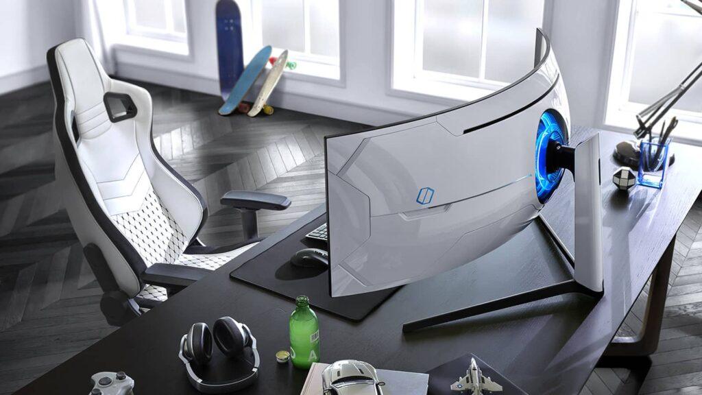 Samsung uvádí do prodeje zakřivený monitor Odyssey G9