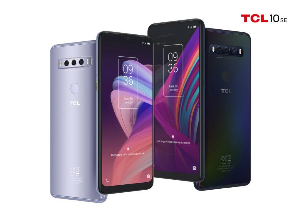 TCL uvede do prodeje smartphony TCL 10 Plus a 10 SE