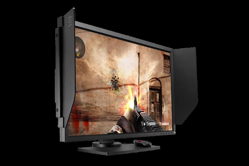 Herní monitory ZOWIE by BenQ XL2546S a XL2746S získavají technologii DyAc+