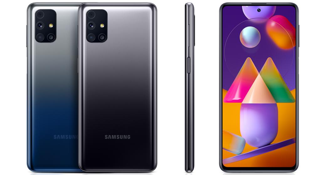 Samsung láká uživatele na nový smartphone Galaxy M31s