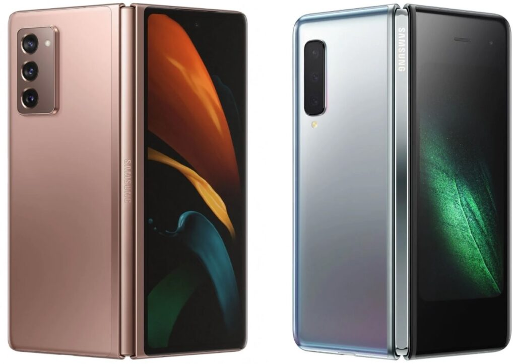 Samsung Galaxy Z Fold 2 je nejlepší skládací telefon