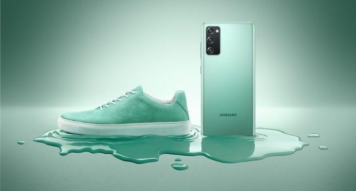 Samsung Galaxy S20 Fan Edition a Vasky